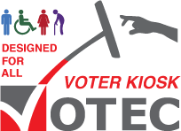 A leading provider of Accessible Election Technology - Votec.