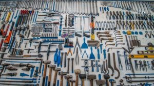 Hundreds of tools